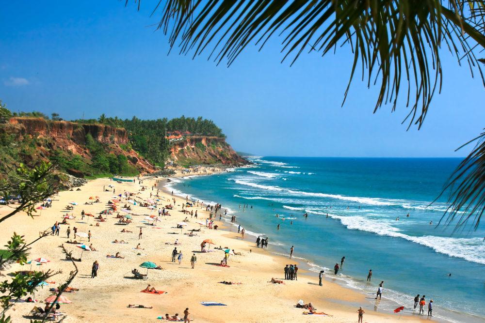 bästa stränderna i världen, strand i Indien, stränder i Indien, semesterorter i Indien, semesterparadis i Indien