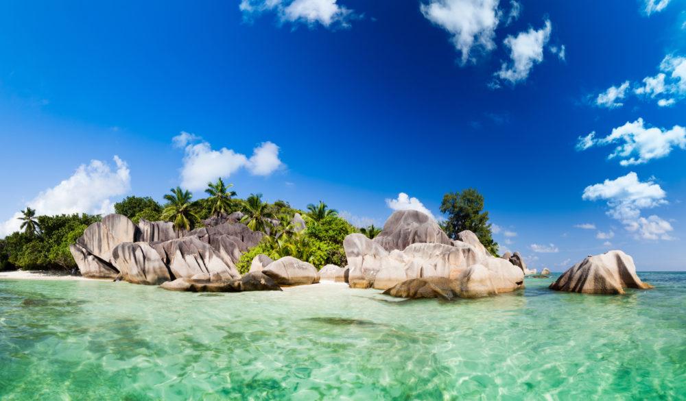 bästa stränderna i världen, strand i Seychellerna, stränder i Afrika