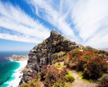 resor, resa, Sydafrika, Cape Point, Kapudden, Kaphalvön