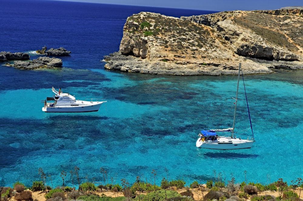 bästa stränderna i världen, bästa stränderna i Malta, strand i Malta, öar i Malta