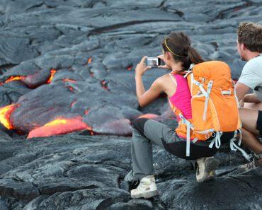 nationalparker i USA, nationalparker i Hawaii, vulkaner på Hawaii