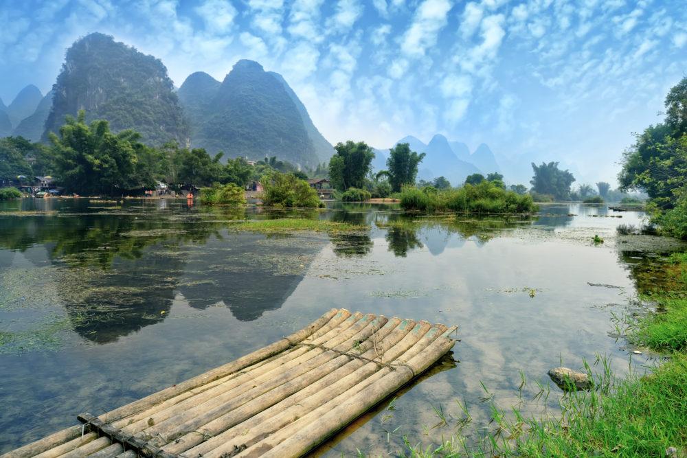 nationalparker i världen, nationalparker i Kina, sevärdheter i Kina, saker att göra i Kina, naturen i Kina, floder i Kina, Lifloden, Guilin, sockertoppsberg i Kina, berg i Kina