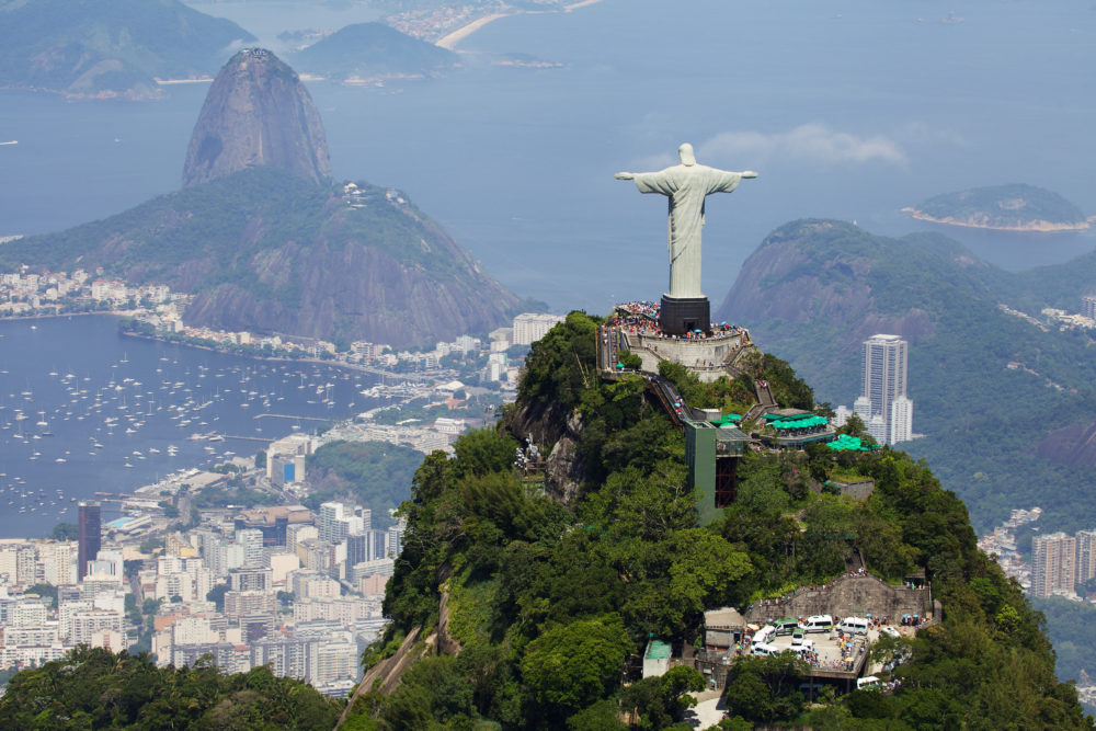 sevärdheter i Rio de Janeiro, sevärdheter i Brasilien, saker att göra i Rio de Janeiro, Jesus staty, Kristus staty
