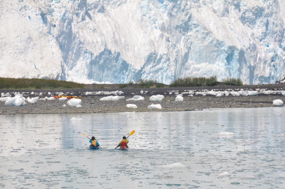 nationalparker i USA, nationalparker i Alaska, glaciärer