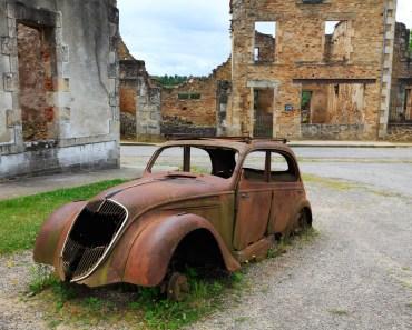 övergivna städer Frankrike, spökstäder Frankrike, övergiven stad, spökstad