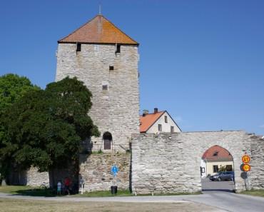 ringmuren i Visby, medeltida städer