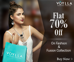 Deals / Coupons Voylla 65