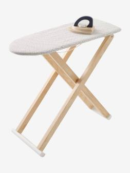 Table à repasser blanc 1 - vertbaudet enfant