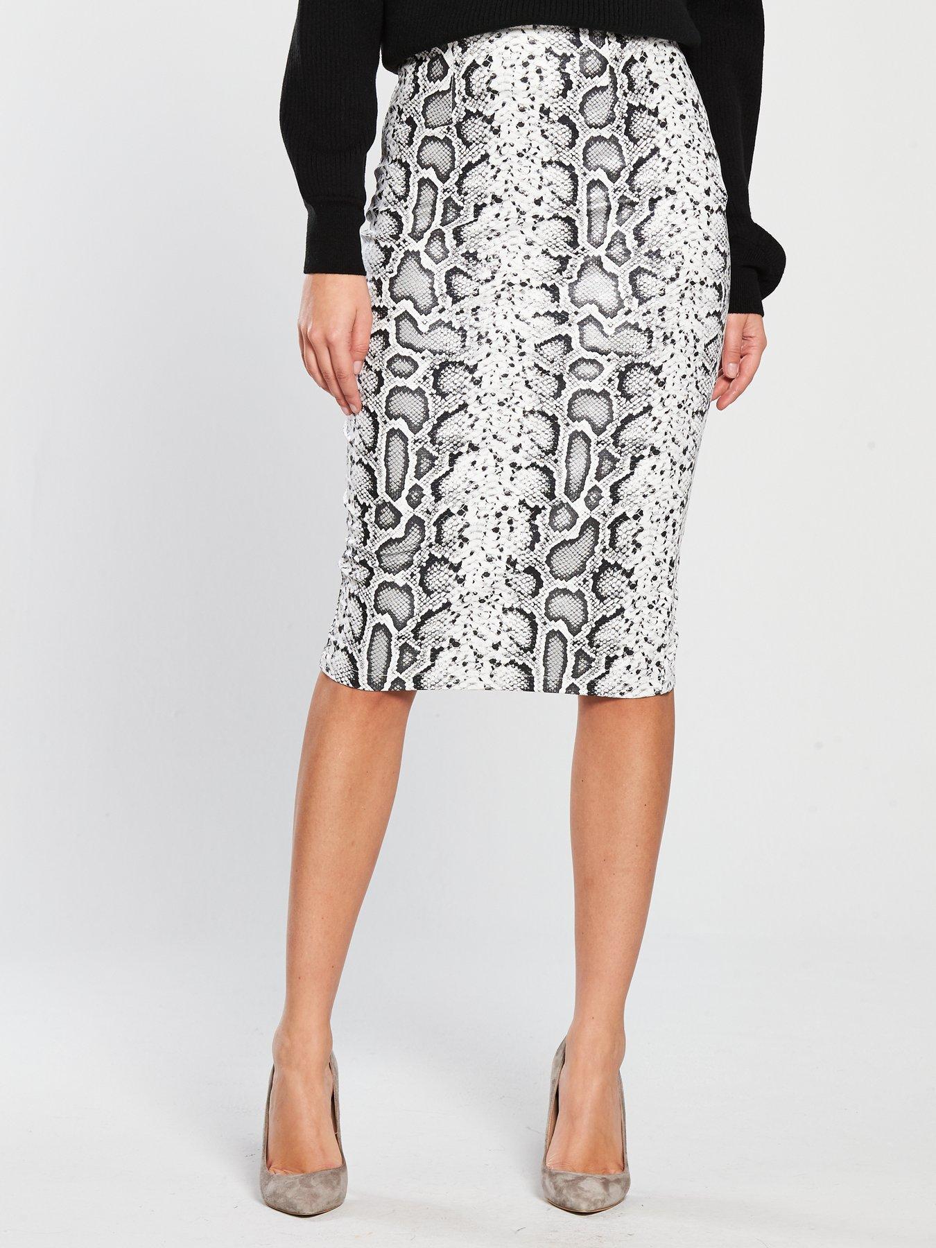 White Snake Skirt (SOLD OUT)