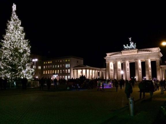 Brandenburger Tor - Onde acontece o show de fogos no Ano Novo - Foto por: Gisele Almeida