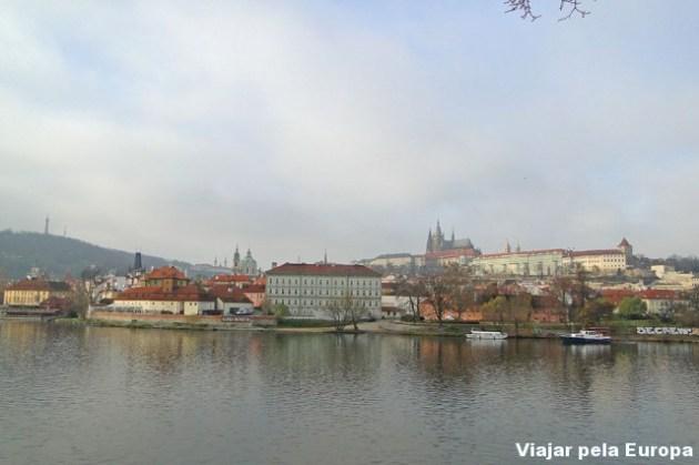 Praga no outono