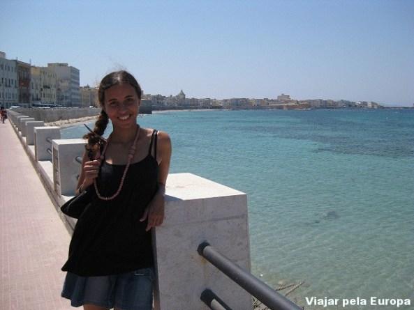 Verão em Palermo.