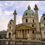 Viena – Igreja São Carlos – Karlplatz