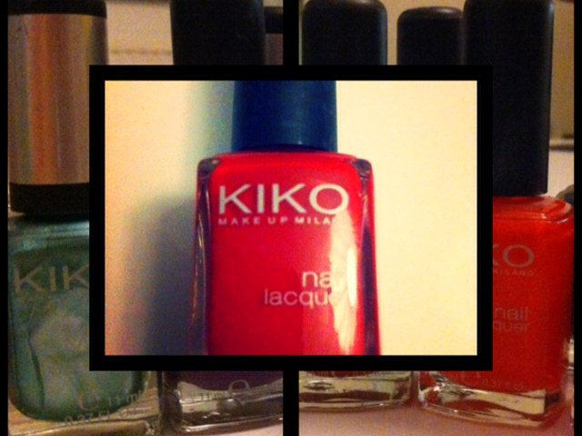 Meu vermelho favorito ;)