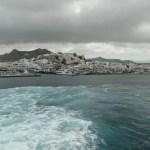 Porto da Ilha de Ios