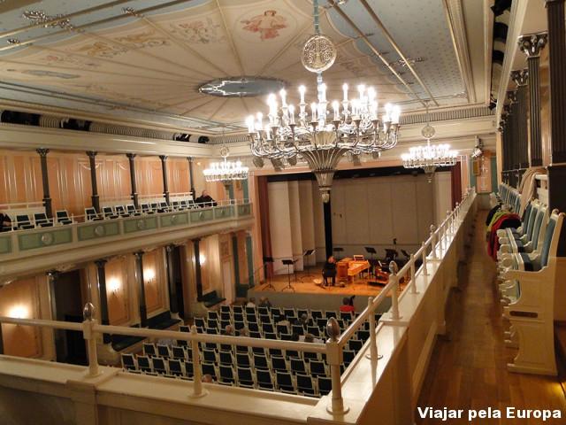 Sala de espetáculos pequena da Konzerthaus