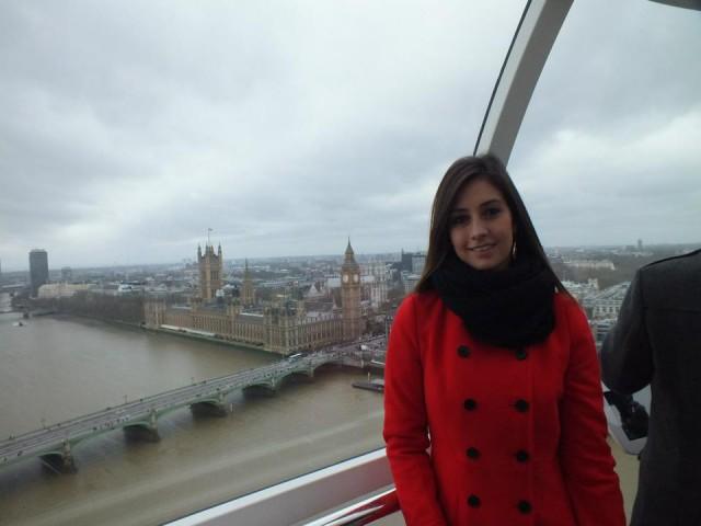 Réveillon em Londres