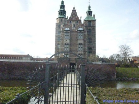 Rosenborg Castle.