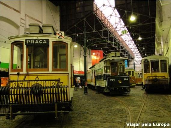 Museu do carro elétrico, Porto.