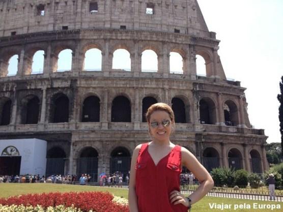 Coliseu, Roma.