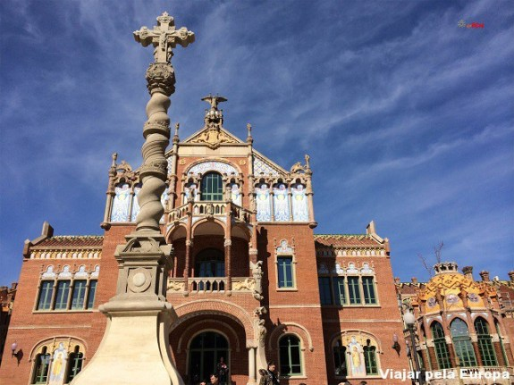 Hospital Sant Pau, Barcelona.