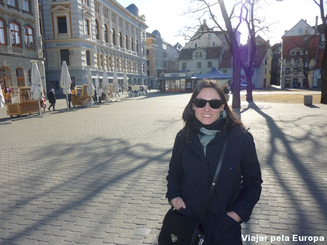 Centro Histórico de Riga.