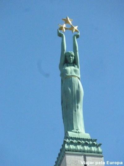 Monumento da Liberdade.