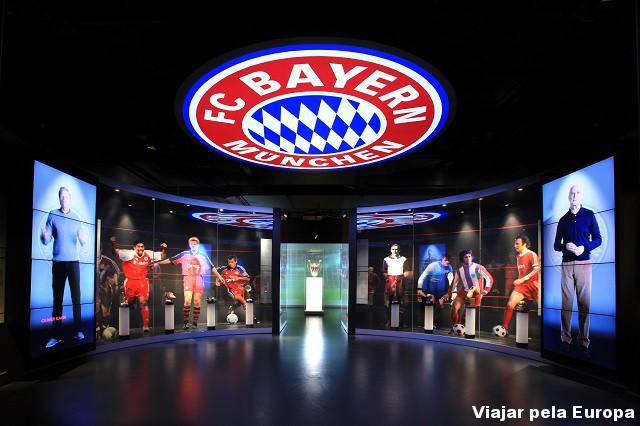FC Bayern Erlebniswelt_HallofFame / Copyright - Muenchen Tourismus
