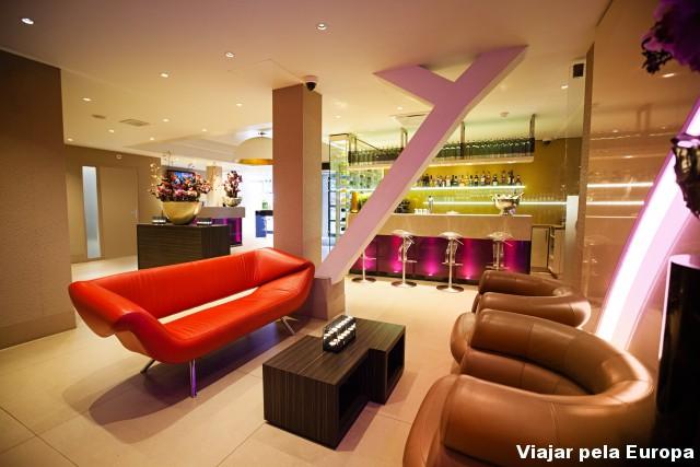 Hotel em Amsterdam