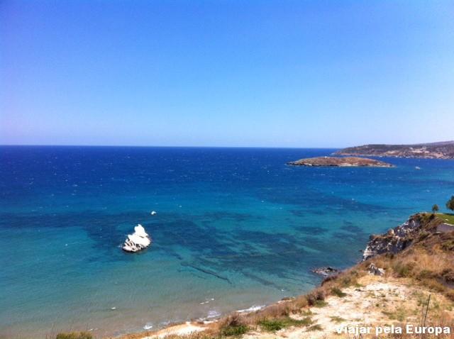 Praia de Almeryda - Ilha de Creta!