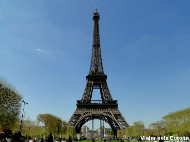 Torre Eiffel, sempre linda! :D