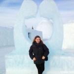 Ice Hotel, Kiruna, Sweden.