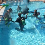 blue adventures diving Crete
