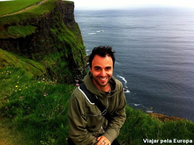 Daniel Kifarkis -Engenheiro de Informatática - Gerente de TI do Blog Viajar pela Europa - Estocolmo - Suécia.