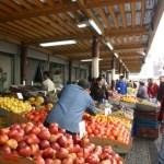 Fruit Market in Athens