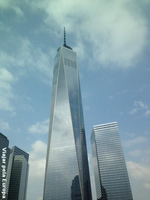 One World Trade Center, o maior edifício de Nova York :D