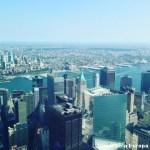 One World Trade Center – Nova York vista