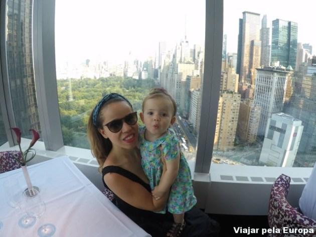 Será que a Nicole amou Nova York?