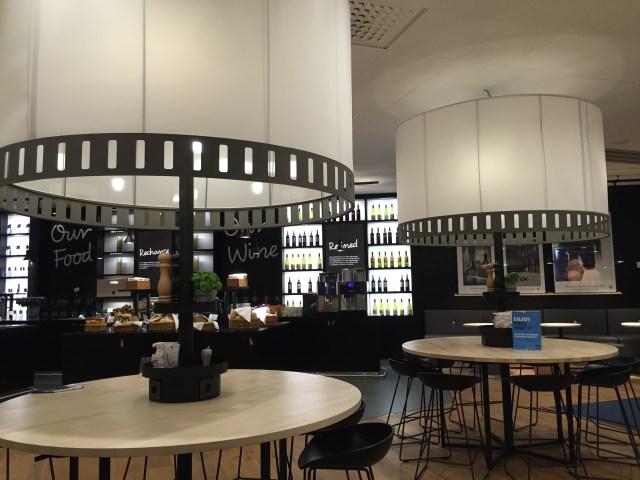 SAS Lounge Terminal 5