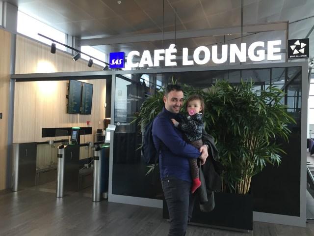 Lounge 3 - SAS Café Lounge in Trondheim