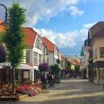 Old town – Stavanger -Norway