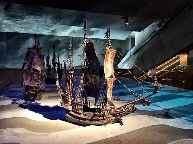 Miniaturas Museu Vasa Stockholm