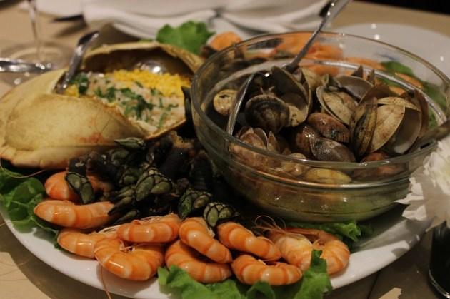 Onde comer marisco no Porto
