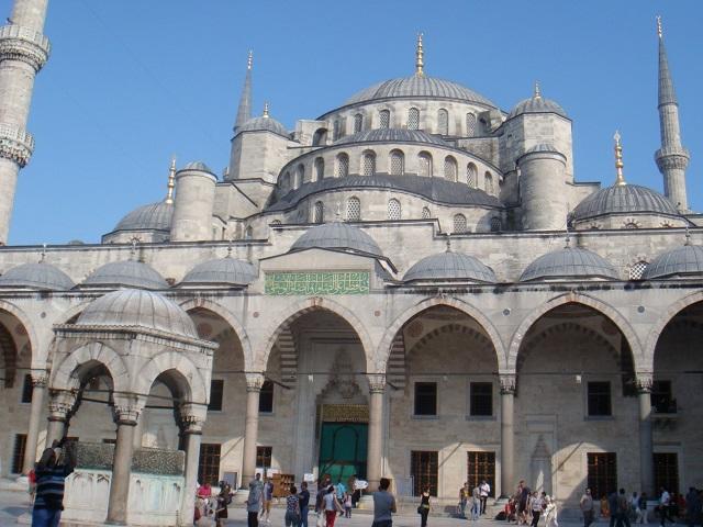 Blue Mosque, Turquia