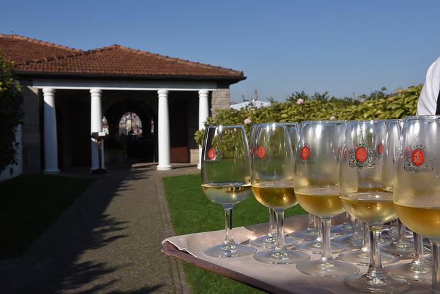 Restaurante Barão de Fladgate vinho do Porto