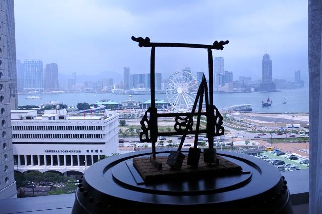 Chocolate- Hotel Mandarin Oriental Hong Kong