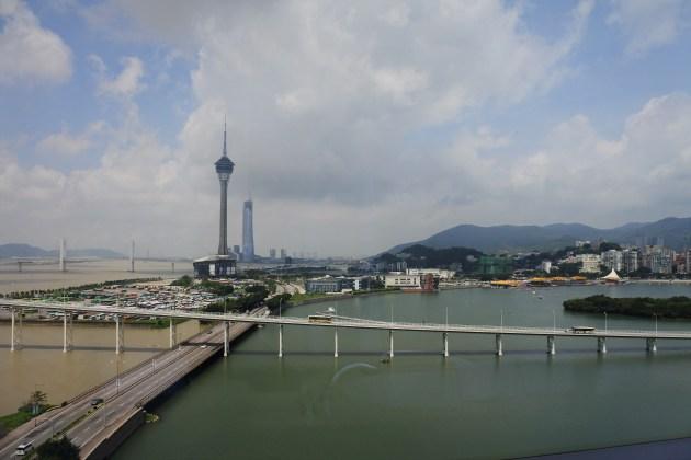 Baia de Macau