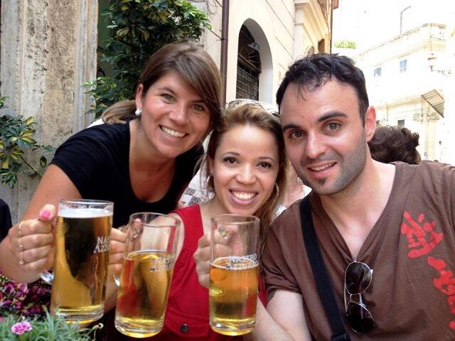 Viajar para Roma