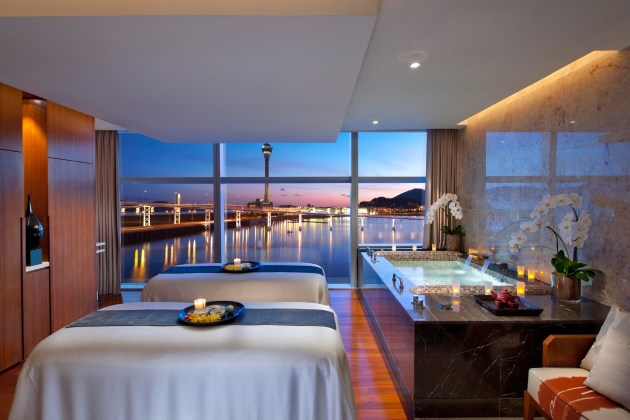 Mandarin Oriental, Macau_Spa Suite 02