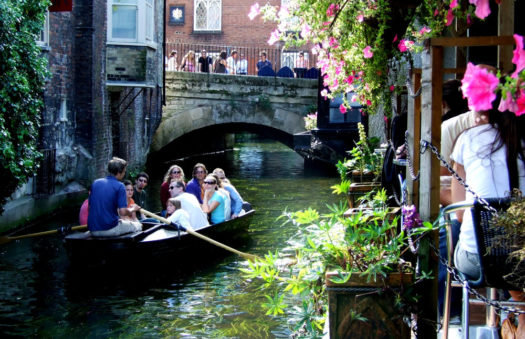 Foto: Canterbury Historic River Tours